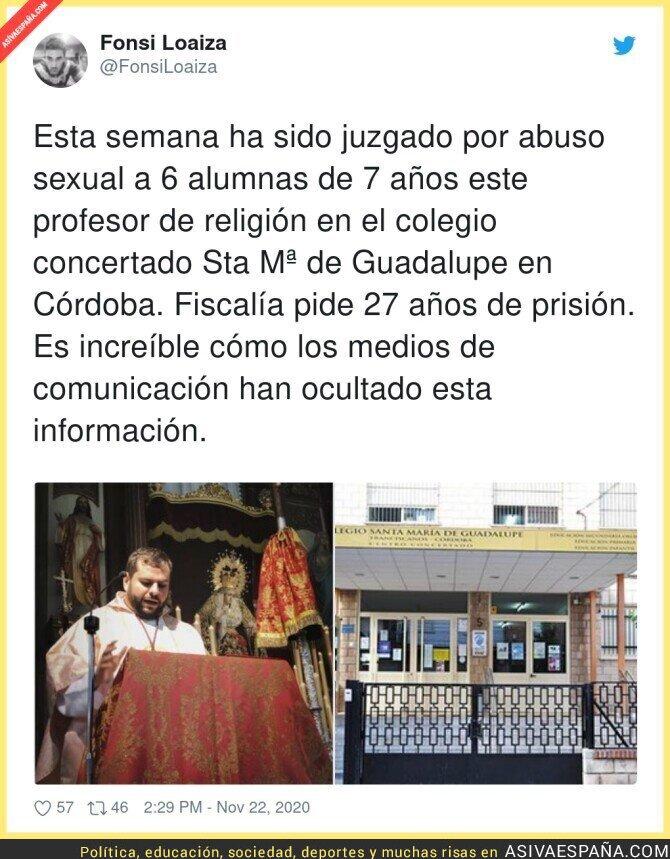 477204 - Informaciones que no interesan en España
