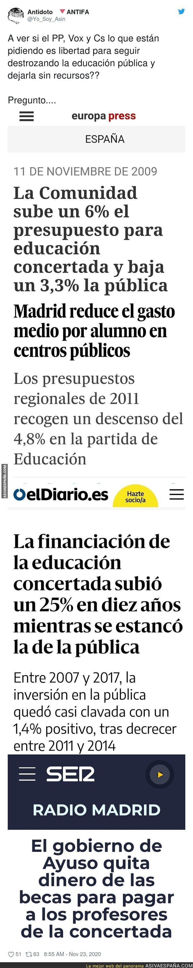 478742 - Los planes de la Comunidad de Madrid
