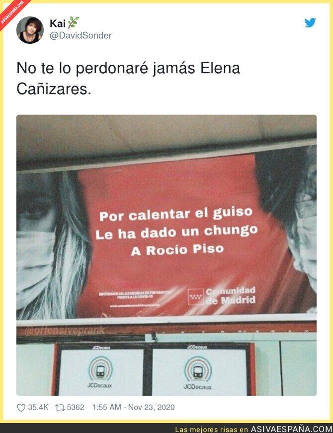 479018 - La maldad de Elena Cañizares
