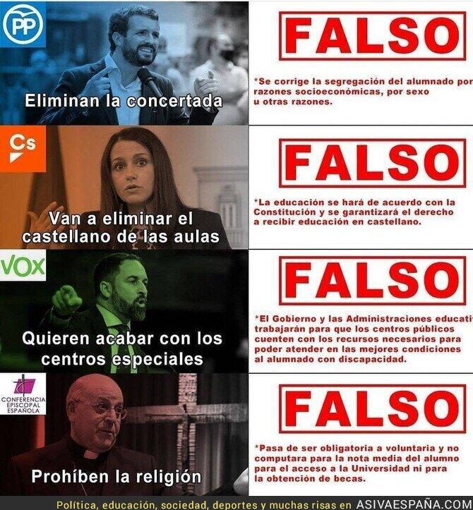 484283 - La gente no se lee las leyes y luego pasa lo que pasa: que se tragan los bulos hasta la campanilla  , por @EugenioDoors