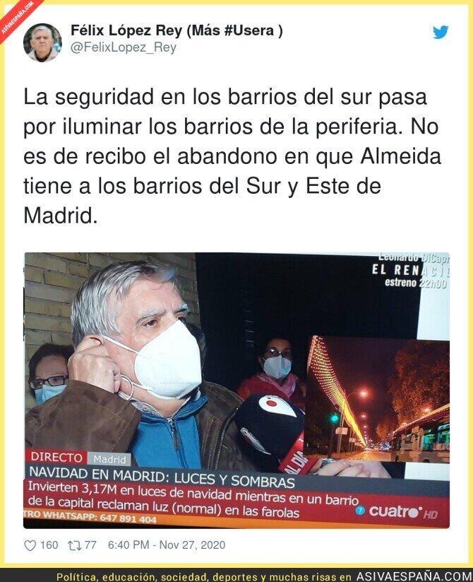 484728 - Diferencia de clases en Madrid