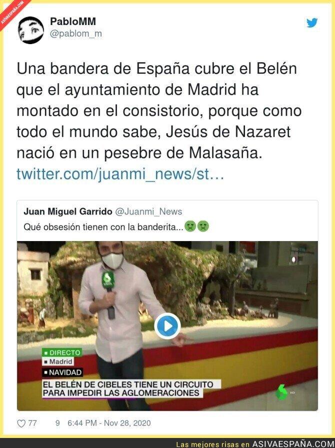 485763 - El Gobierno de Madrid no ha entendido la Navidad