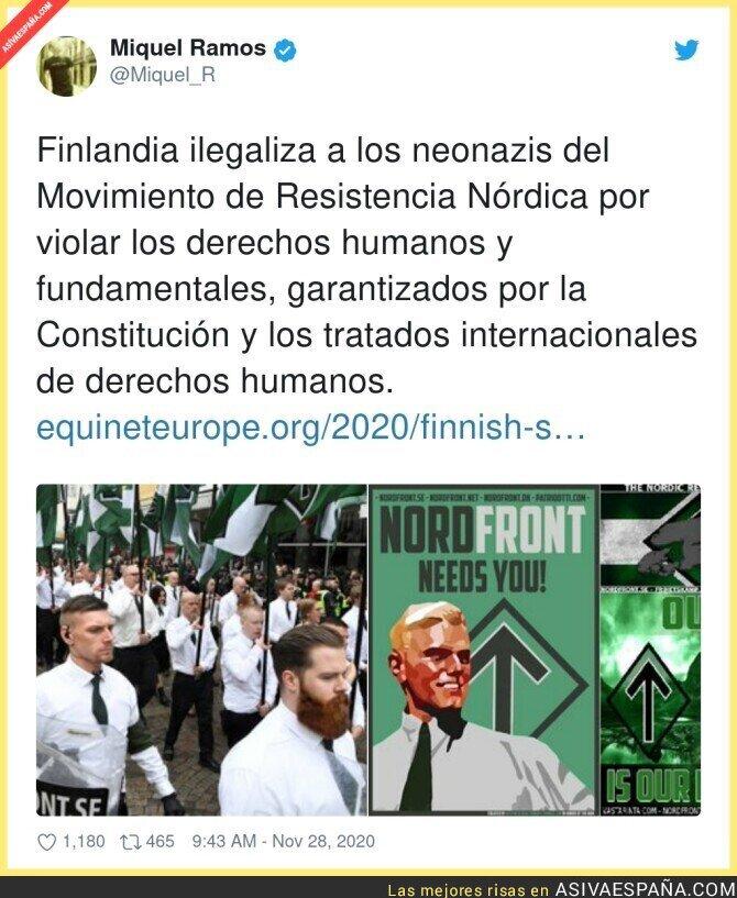 485869 - Finlandia da un ejemplo al mundo y sobre todo a España