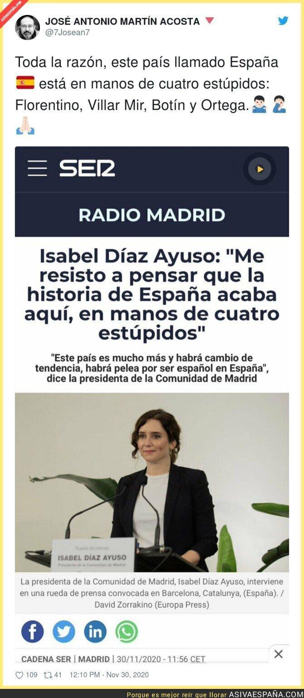 487768 - Isabel sobre la historia de España