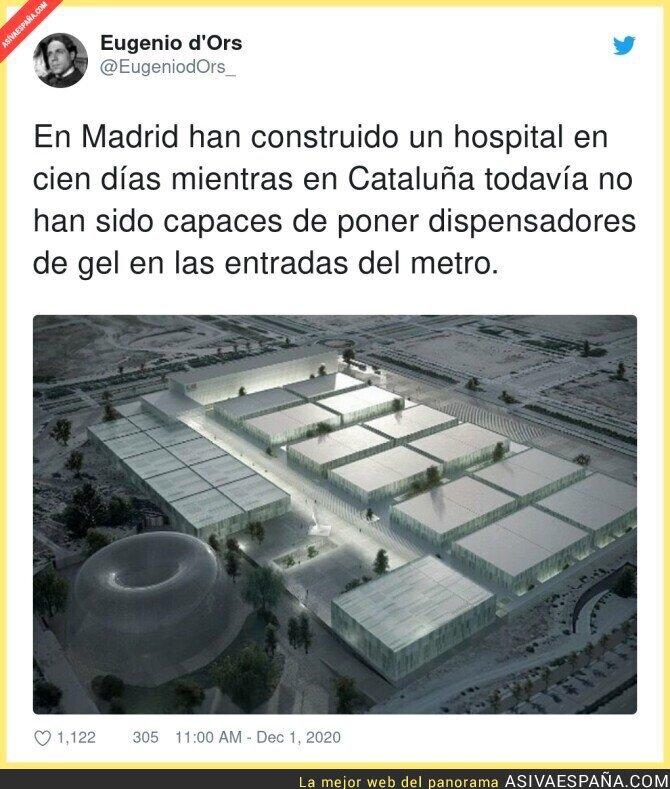 488995 - Es porque Cataluña no cobra impuestos suficientes para eso