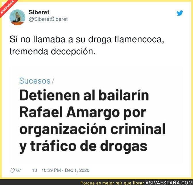 489967 - Ni sorprende lo de Rafael Amargo