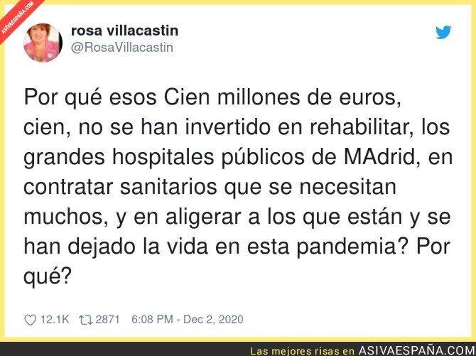 491839 - Rosa Villacastín tiene una pregunta
