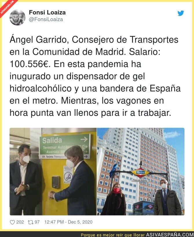 494525 - Menudo añito lleva Ángel Garrido