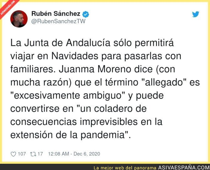 495163 - La Junta de Andalucía pone un poco de cordura en Navidad