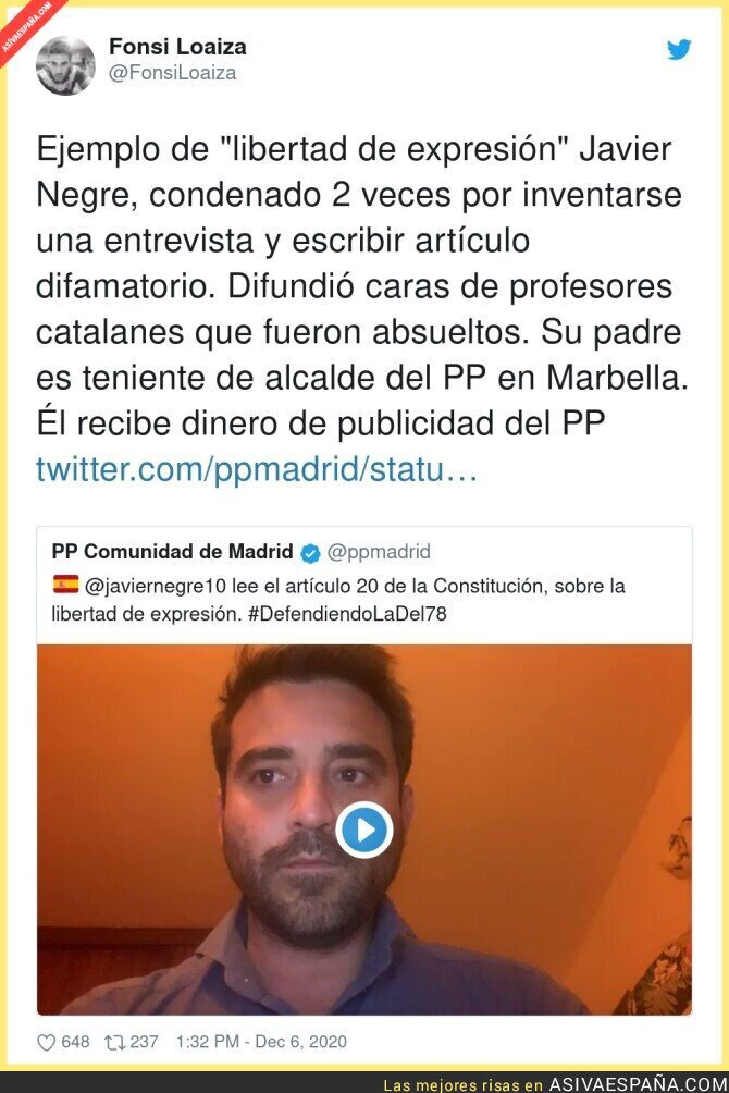 496429 - Este es el ejemplo que quiere dar la Comunidad de Madrid