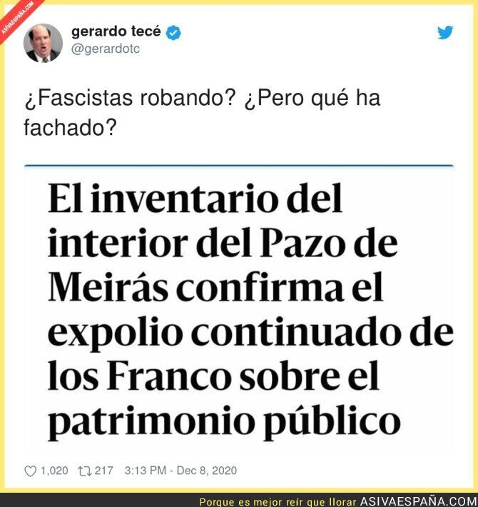 498420 - Y hay gente defendiendo a los Franco