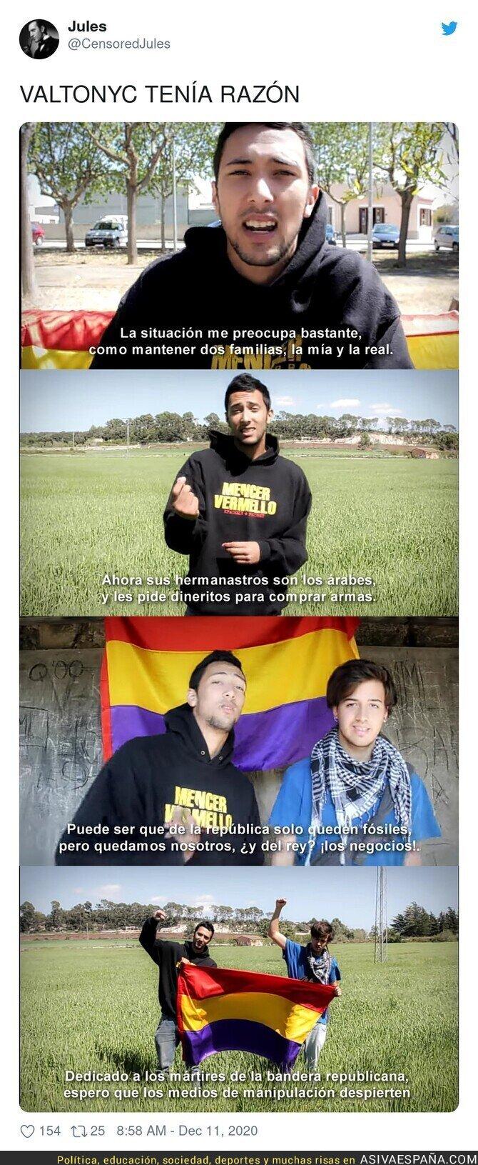 501946 - Condenado por llamar ladrón a un ladrón... España