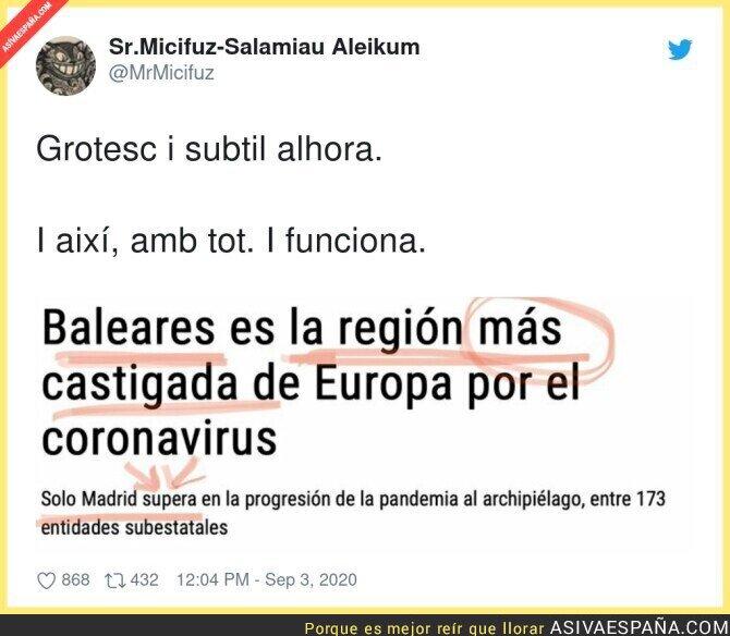 504674 - Manipulación extrema para no culpar a Madrid en los titulares