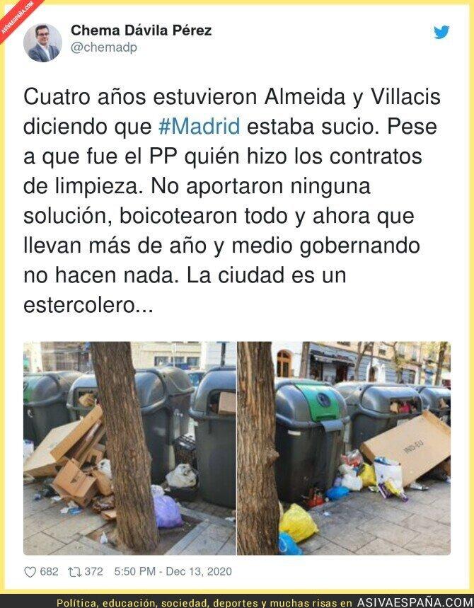 505310 - La basura de Madrid