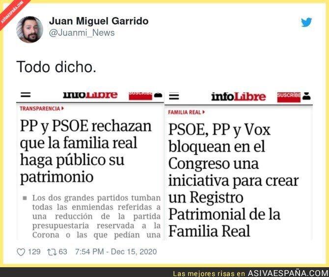 507456 - PSOE, PP y VOX se unen