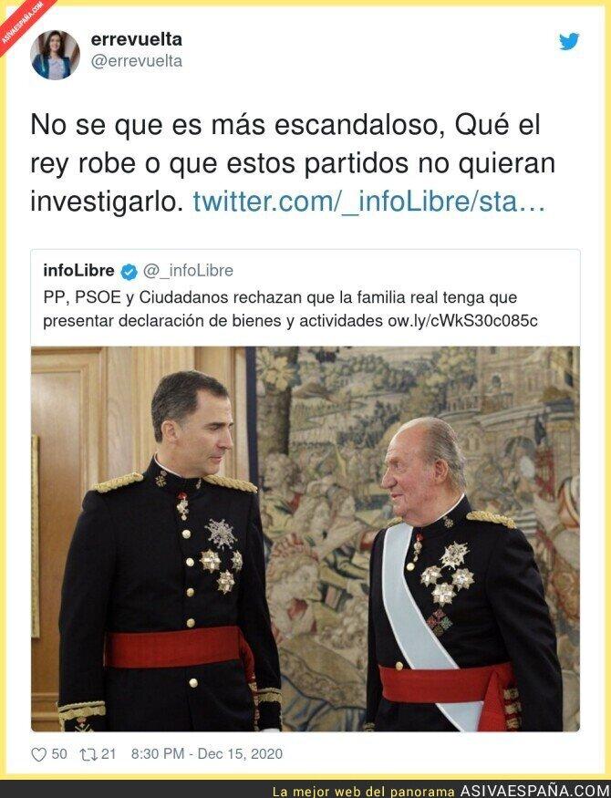507834 - PP, PSOE y Ciudadanos son cómplices