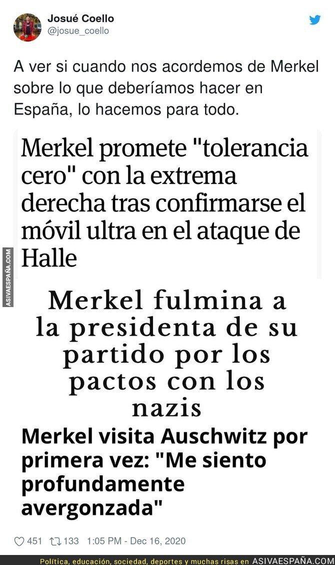 508180 - Merkel es un buen ejemplo pero para todo