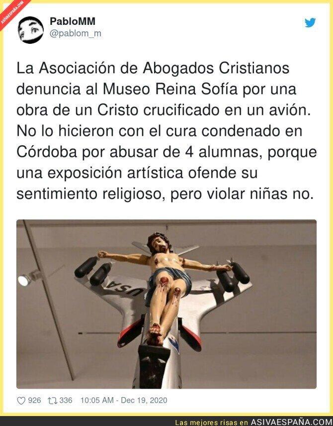 512200 - Los cristianos cada vez más retratados