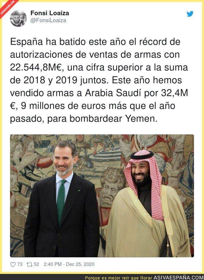 519718 - España es cómplice de tantas muertes