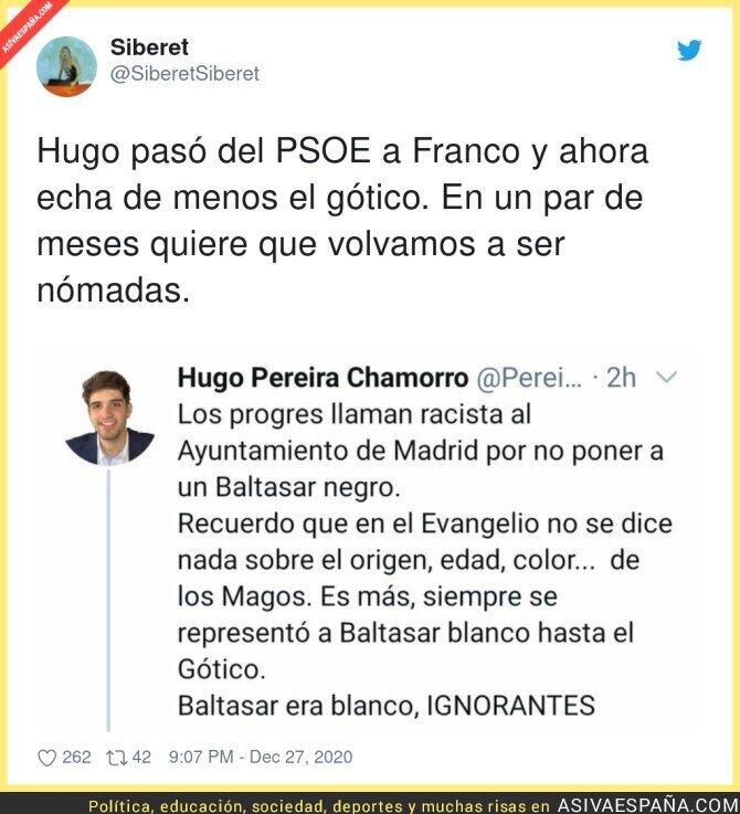 522924 - Menudos cambios da Hugo Pereira
