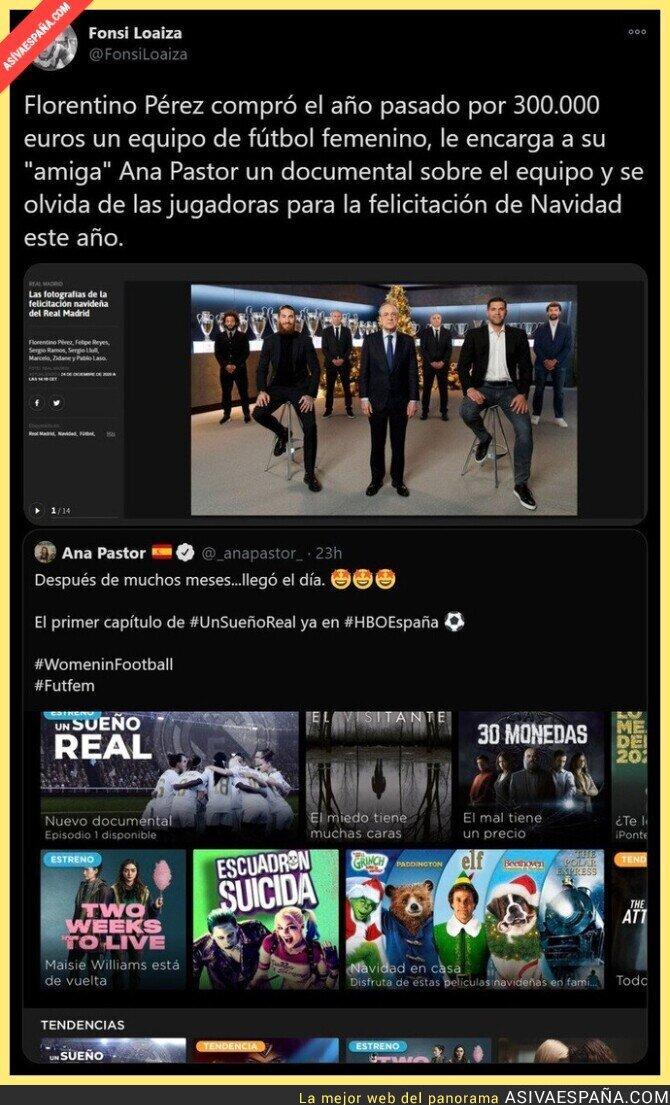 524135 - Esto es lo que le importa el fútbol femenino al Real Madrid