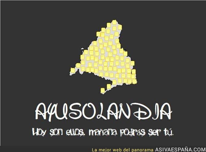 525056 - ¡Bienvenidos a Ayusolandia! (antes Madrid)