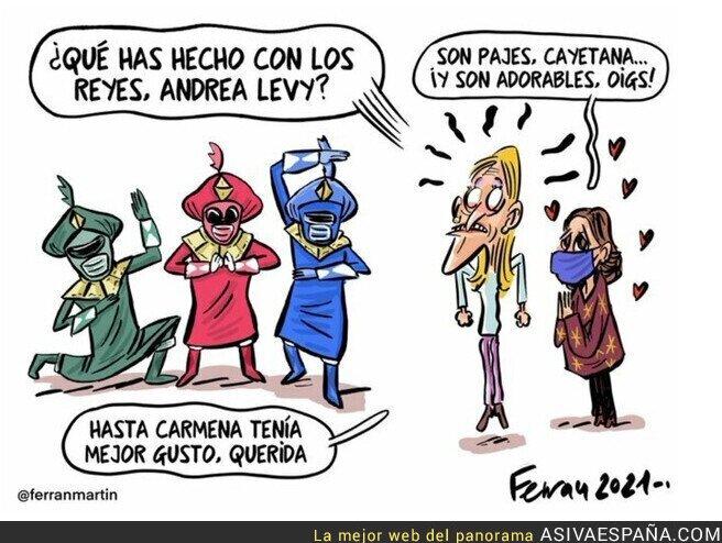 533114 - Cayetana conoce a los Power Rangers de Madrid