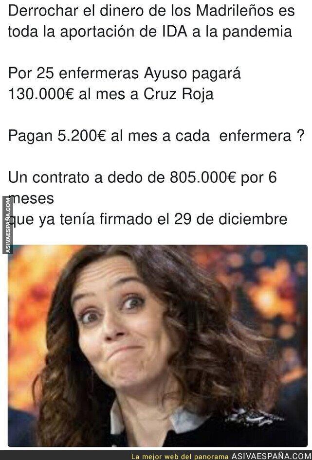 534014 - Muy sospechoso todo en Madrid