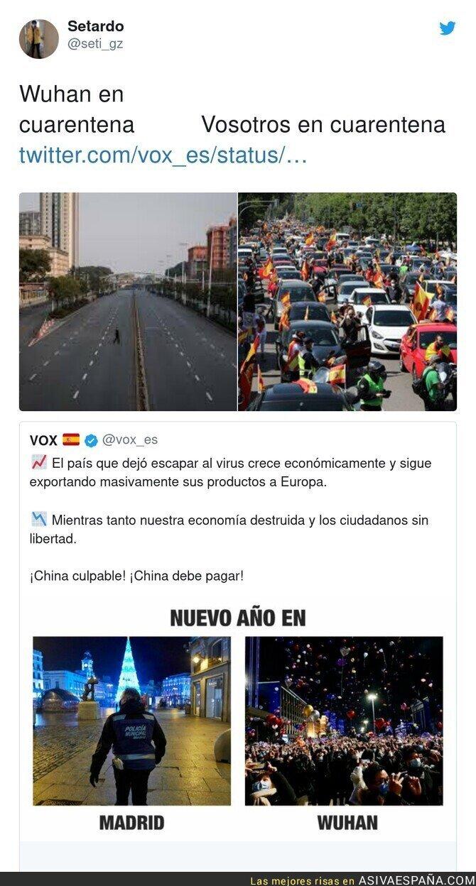 534020 - VOX tiene mucho que aprender de los chinos
