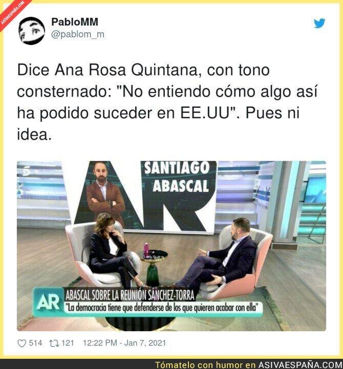 537997 - Ana Rosa es cómplice