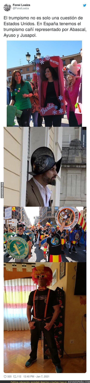 538041 - El peligro patrio español que muchos se extrañan cuando lo ven en Estados Unidos