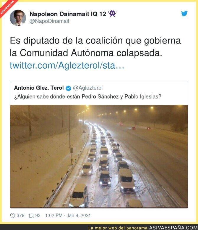542186 - Así es el nivel de la Comunidad de Madrid