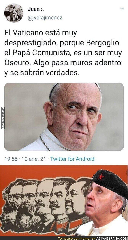545873 - La conspiración del Papa Comunista