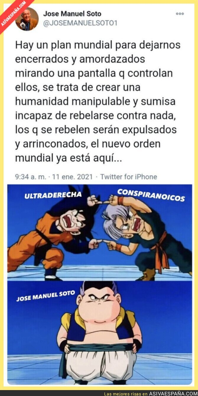 548053 - El personaje lamentable de José Manuel Soto