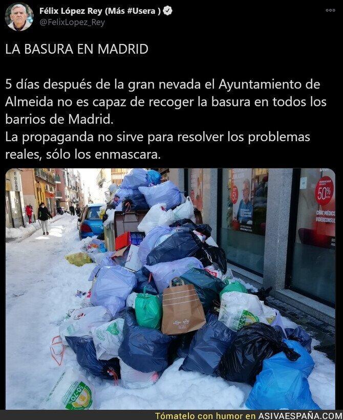 549178 - La triste imagen de Madrid