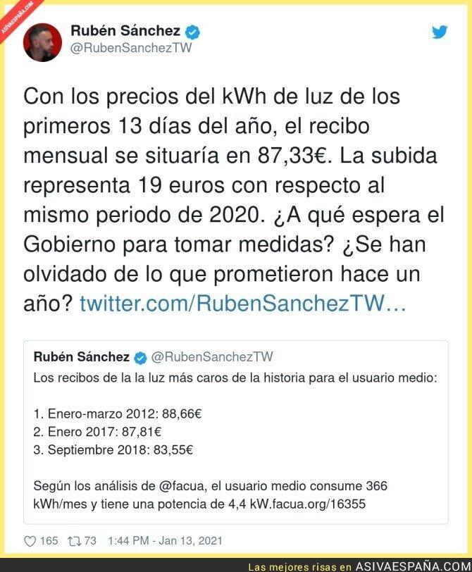549408 - El Gobierno del PSOE/Unidas Podemos se olvida de la gente