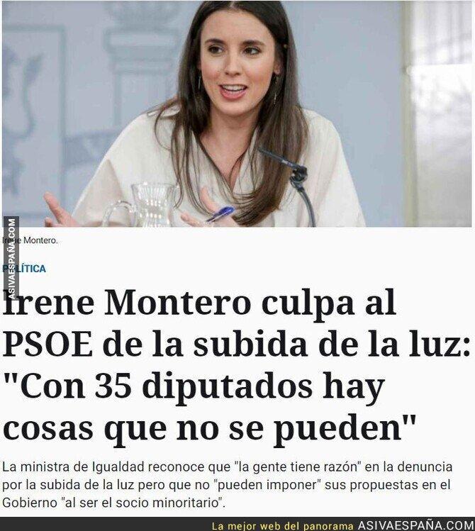 550992 - Podemos echa la culpa al PSOE y el PSOE se la echa a Europa