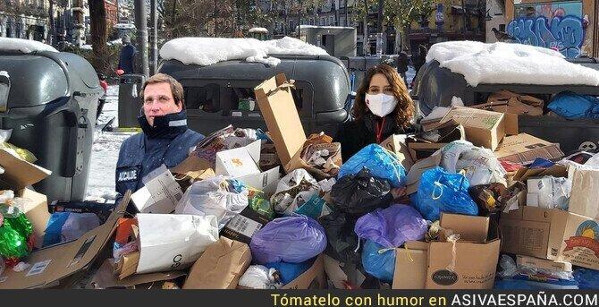 551199 - El problema en Madrid es la Basura