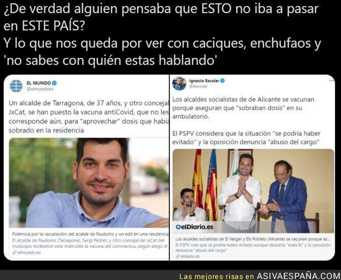551787 - Hay mucho sinvergüenza en España