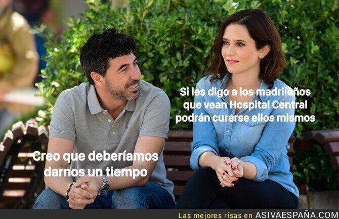 554033 - El gran plan de Isabel Díaz Ayuso