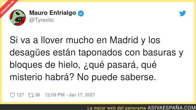 555470 - Más caos en Madrid