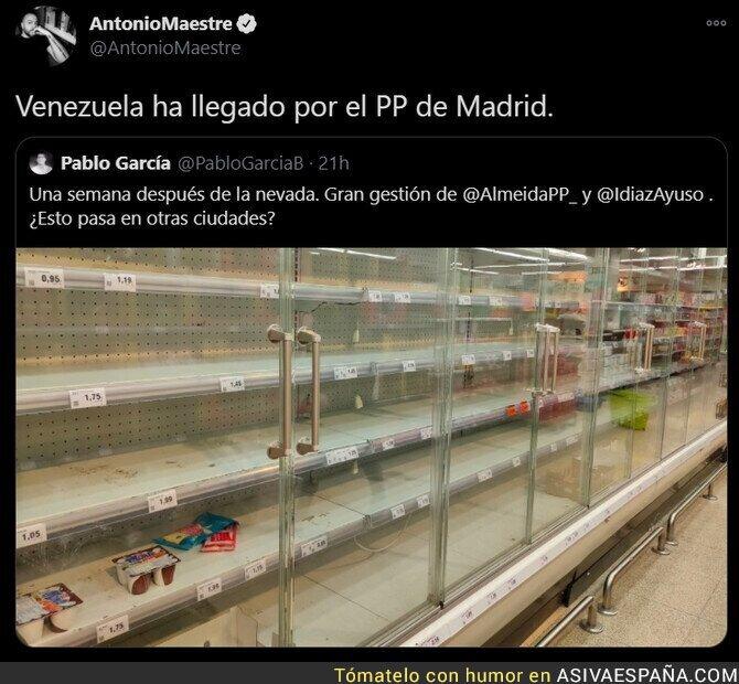555505 - La miseria y pobreza ha llegado a Madrid