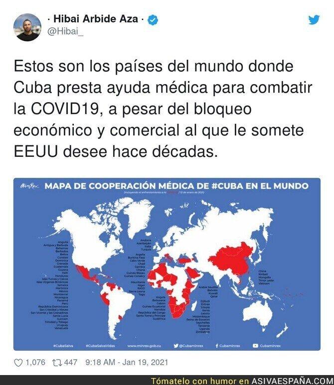 559182 - Cuba ayuda al Mundo