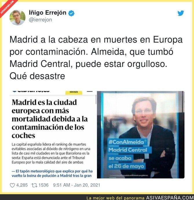 560930 - Madrid = muerte
