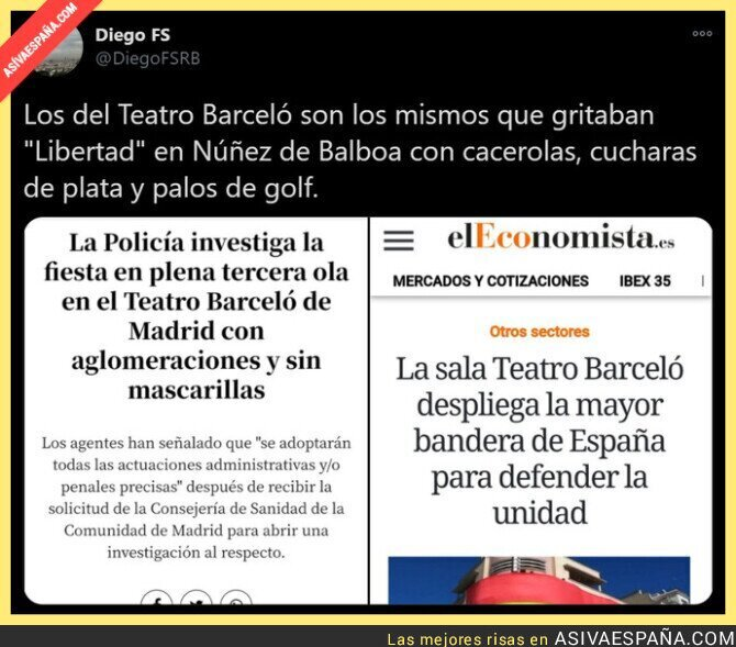 564783 - Los pijos de Madrid la siguen liando