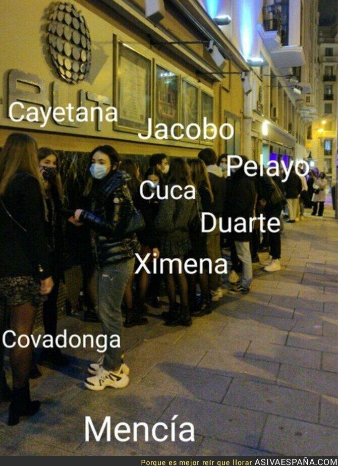 565629 - Los nombres de la gente que va a Teatro Barceló