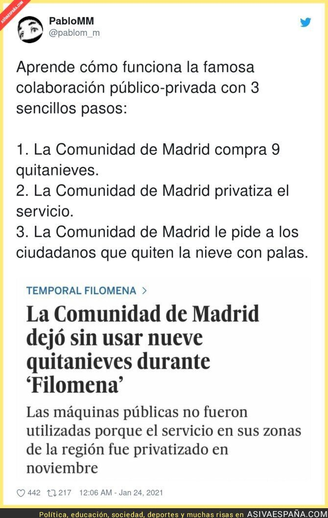 566269 - Madrid es un desastre