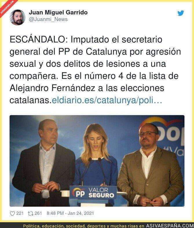 567545 - Muy grave lo del PP en Catalunya