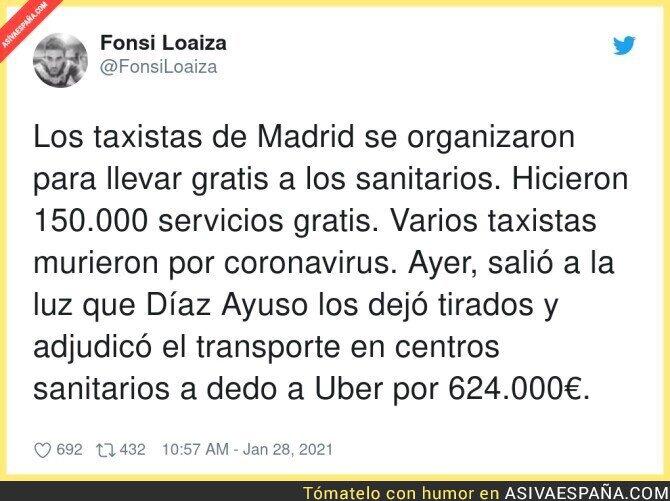 572653 - Isabel Díaz Ayuso lo ha vuelto a hacer