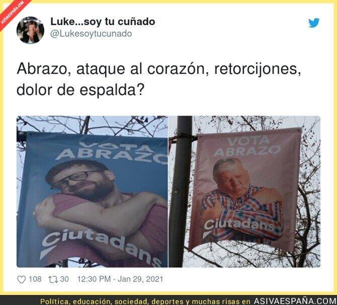 574309 - Muy desconcertante lo de Ciudadanos
